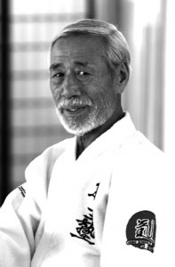 Mitsugi Saotome Sensei