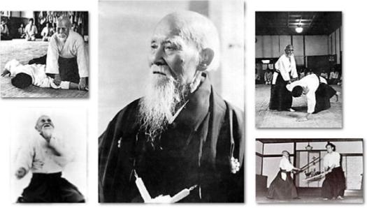 Morihei Ueshiba, O'Sensei